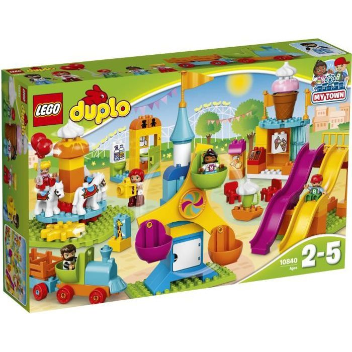 Exceptionnel Parc Lego
