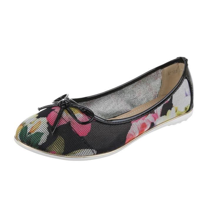 Chaussures femmes Ballerine PERFORATED Escarpins