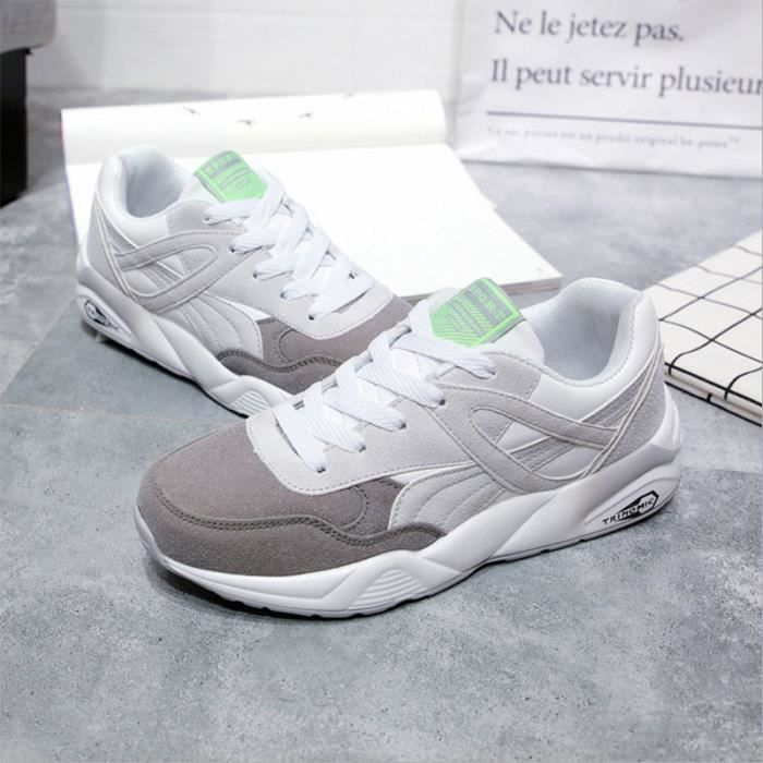 finest selection ff639 67bc3 CHAUSSURES MULTISPORT Femme Courir Sneakers le sport chaussures Jogging