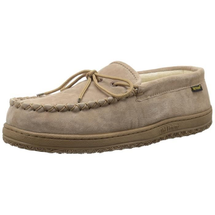 Cloth Moccasin ZQ98X Taille-39