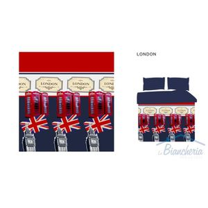 housse de couette londres 200x200 achat vente housse de couette londres 200x200 pas cher. Black Bedroom Furniture Sets. Home Design Ideas