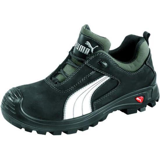 Sécurité Taille Chaussures 3wgyzs 47 Puma 9 5 Noir De 0wnm8N