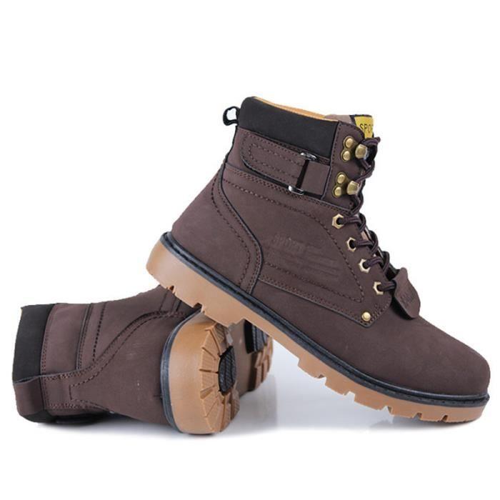 Bottine De Neige Haut Qualité Chaussure Garde Au Chaud Durable aotMiY28Tx