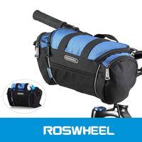 PORTE-BAGAGES VÉLO Roswheel devant 5L vélo guidon sac épaule pack bic
