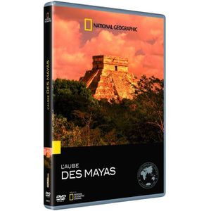 DVD DOCUMENTAIRE DVD L'aube des mayas (national geographic)