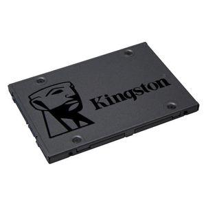 DISQUE DUR SSD Kingston SSD A400 - 480 Go - 2.5