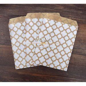 POCHETTE CADEAU Version honeycomb 13x18cm - 50 Pcs-Lot Traiter Bon