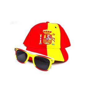 13a0b5647816f2 CASQUETTE Casquette et Lunettes de soleil Espagne, Coupe du