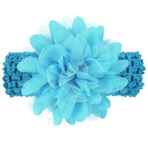 BANDEAU - SERRE-TÊTE Napoulen®Bébé filles fleur bandeau dentelle Bow fl