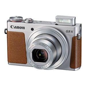 CAMÉSCOPE NUMÉRIQUE Canon D.Caméra Powershot G9 X Argent EU23