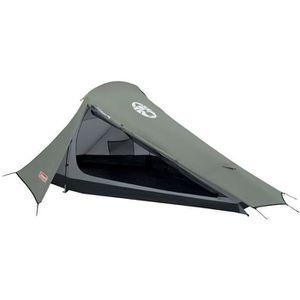 TENTE DE CAMPING COLEMAN Tente Bedrock 2 - 2 Personnes - Vert et Gr