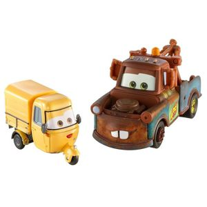 VOITURE - CAMION Cars 2- Cars 2 martin + Machini