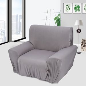 Housse canape 3 places achat vente pas cher for Housse canape elastique