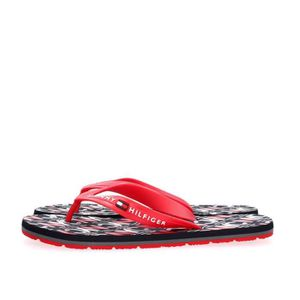TONG TOMMY HILFIGER TONG Homme RED