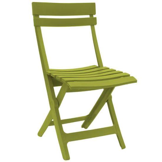 Chaise Chaise Miami Pliante Pliante Miami Vert Vert Cactus myv0wNn8PO