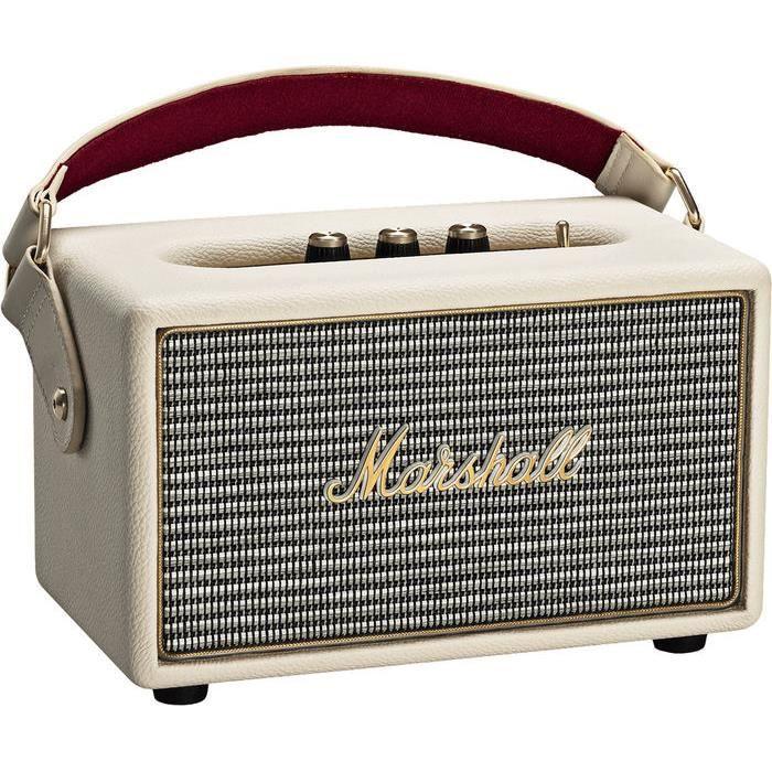MARSHALL KILBURN Enceinte Bluetooth 25W Crème