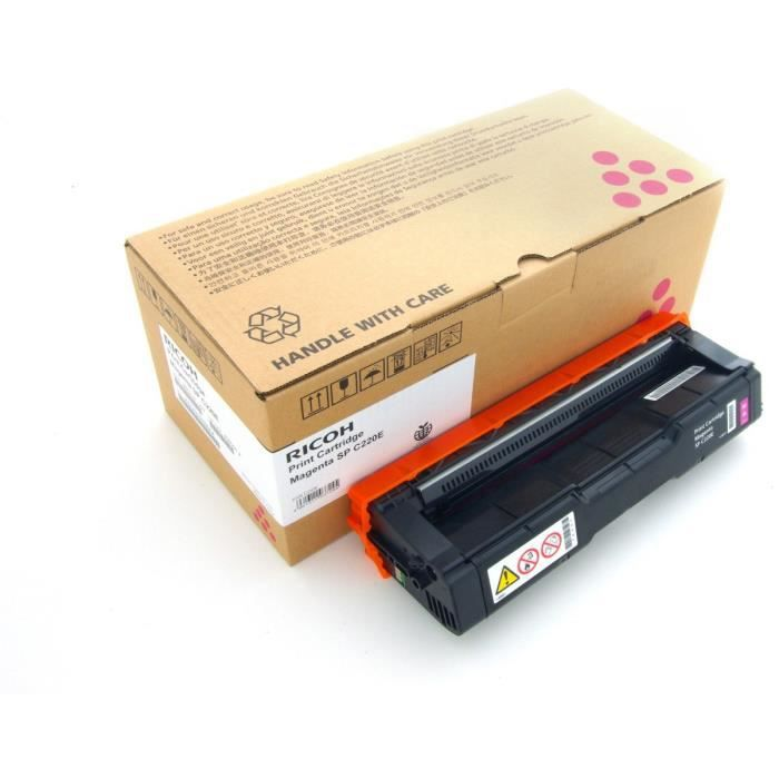 RICOH Toner AIO SPC220 - Magenta - 2300 pages - ISO 19798