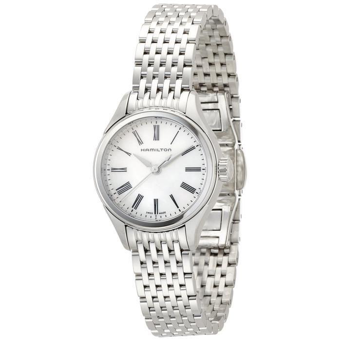 Montres Bracelet Femme Hamilton H39251194 Achat Vente Montre