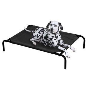lit de camp chien achat vente lit de camp chien pas cher cdiscount. Black Bedroom Furniture Sets. Home Design Ideas
