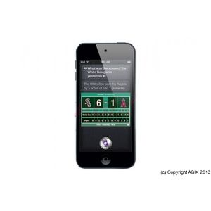 LECTEUR MP4 APPLE iPod Touch 5ème génération 32GB - 4'' Noi…