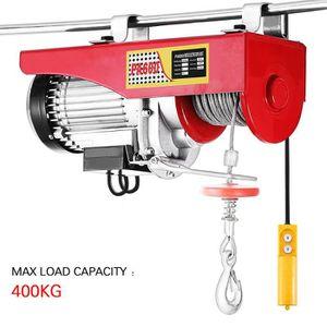 TREUIL - PALAN Treuil électrique, Palan Electrique 200/400 kg ave