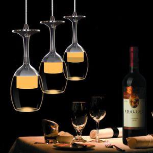 LUSTRE ET SUSPENSION 1 Tête Lustre suspension cuisine, salon design led