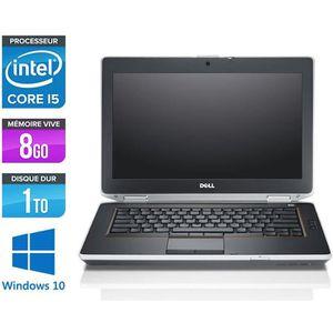 ORDINATEUR PORTABLE Pc portable Dell E6420 - i5 - 8Go - 1To HDD - Wind