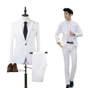 Acheter veste blanche homme