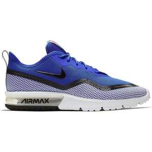 promo code 7546b 06be5 CHAUSSURES DE RUNNING NIKE Baskets AIR MAX NEWS SEQUENT 4.5 - Pour adult ...