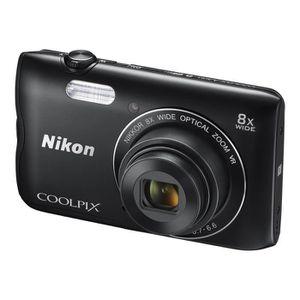 PACK APPAREIL COMPACT Nikon Coolpix A300 Appareil photo numérique compac