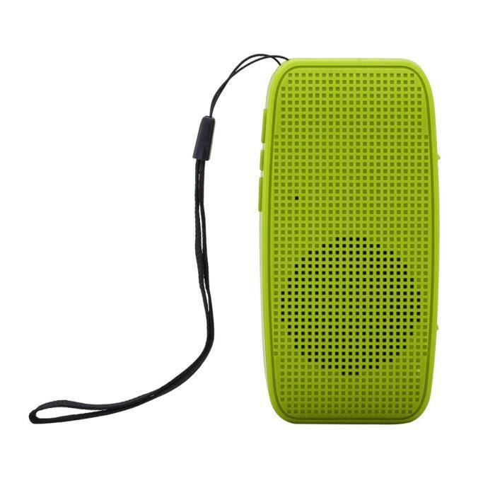 Portable Bluetooth Stéréo Sans Fil Audio Carte Sd Haut-parleur Dragonne Pour Samsung Lly81221104gn