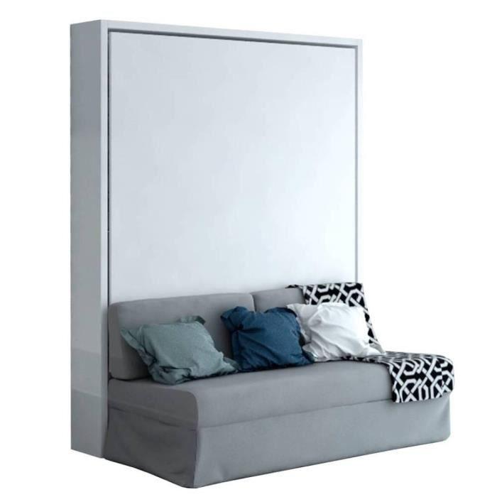 lit escamotable armoire lit verticale magic canap intgr - Armoire Lit Escamotable Canape Integre