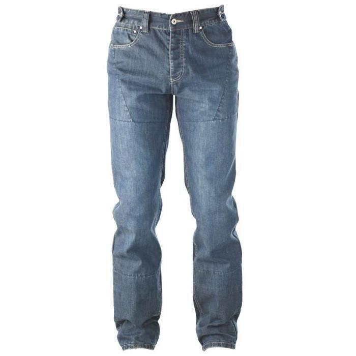 Pantalon jean femme kevlar ixon oxyd