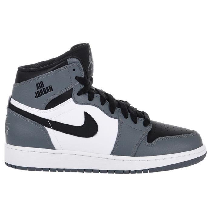 prix d'usine 868d4 a783c Chaussures Nike Air Jordan 1 Retro High BG Blanc - Achat ...