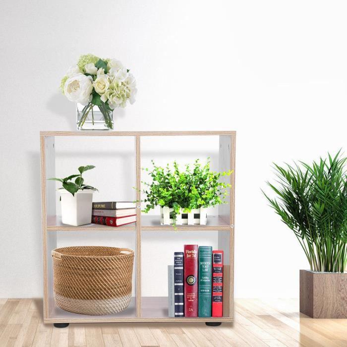 etagere cube en bois achat vente pas cher. Black Bedroom Furniture Sets. Home Design Ideas