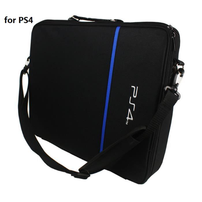 7a0b68d606 Etui épaule Sac de Voyage , sacoche de transport Sac de Console Pour Sony  Playstation 4, PS4 Consol Accessoires Jeu Sac pour PS4