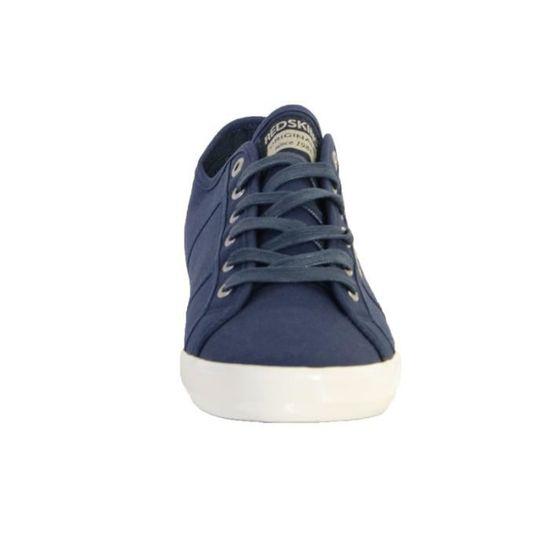 Redskins Wilk Baskets bleu Homme Chaussures homme Baskets