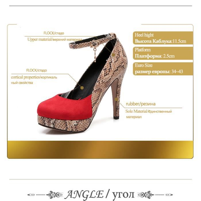 2017 tion Patch Mary Janes Pompes Ronde teil Troupeau Plate-Fme Chaussures