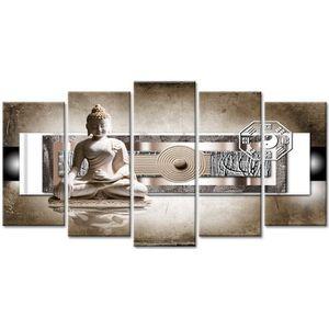 cadre zen achat vente cadre zen pas cher cdiscount. Black Bedroom Furniture Sets. Home Design Ideas