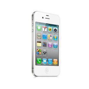 SMARTPHONE iPhone 4S Blanc 32 Go Grade B : BLOQUE ORANGE