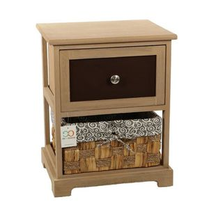 table de chevet originale achat vente pas cher. Black Bedroom Furniture Sets. Home Design Ideas