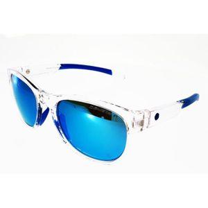 3208fd3b75b31 LUNETTES DE SOLEIL Lunettes de Soleil DEMETZ SKYLINE Translucide bleu