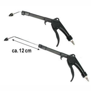 COMPRESSEUR Pistolet Soufflette Extensible Pour Compresseur A