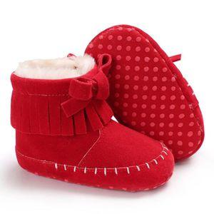 BOTTE BOTTE Bébé fille chaussures à semelle souple botte