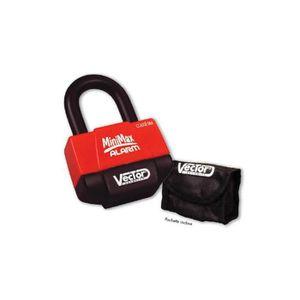 b81a66fd5bcfb ANTIVOL - BLOQUE ROUE Antivol bloque disque - VECTOR - Mini Max Alarm -