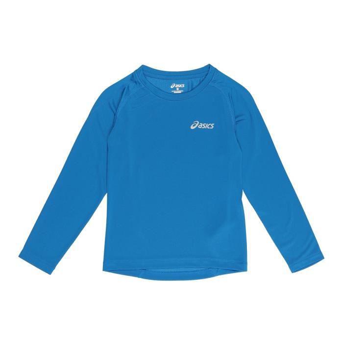 d455118081be1 tee shirt manche longue bleu - www.goldpoint.be