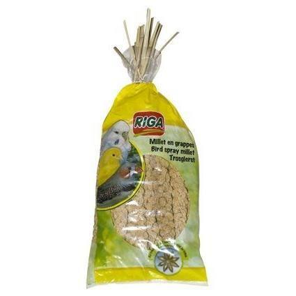 RIGA millet en grappes GM à l'anis 300 g OISEAU