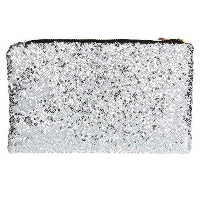 Spangle Pochette Mama481 Sac Portefeuille Paillettes Bourse Glitter Sl Soirée awxT5IWqP