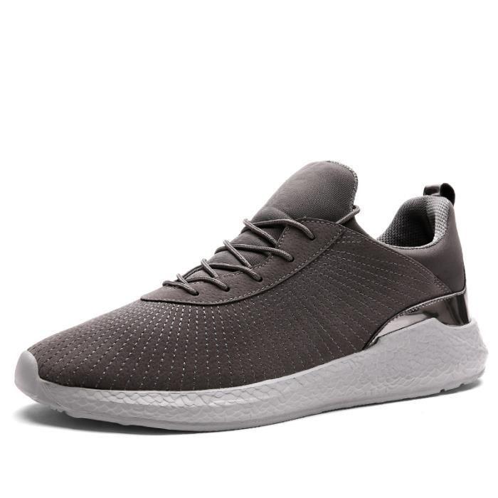 Basket Mode Hommes Chaussures de course Respirant - CasualChaussures