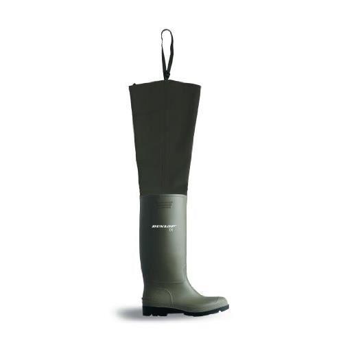 Dunlop Pricemastor la cuisse échassier botte - 40 - 386VP